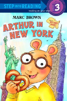 Arthur in New York By Brown, Marc Tolon